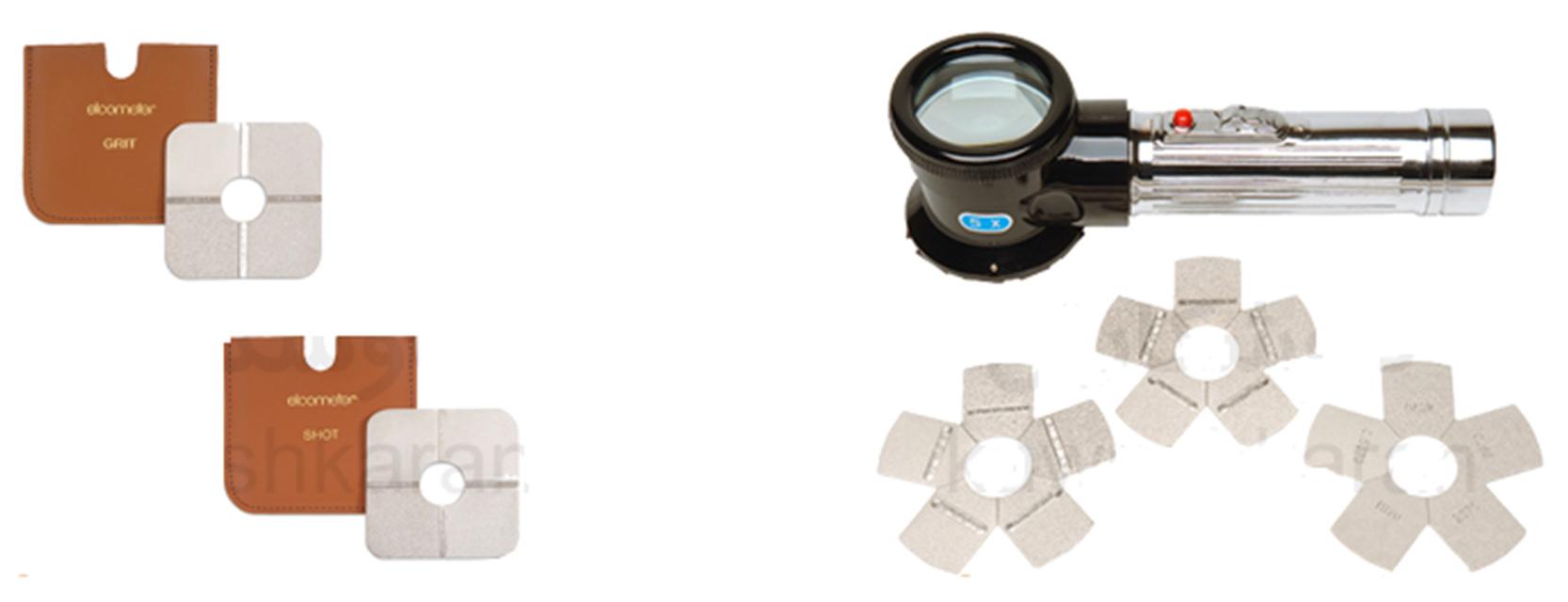 نمونه زبری سنجهای دیجیتال